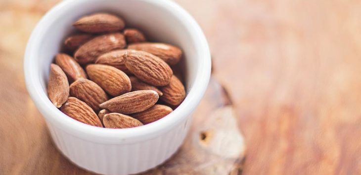 Almonds wholesale