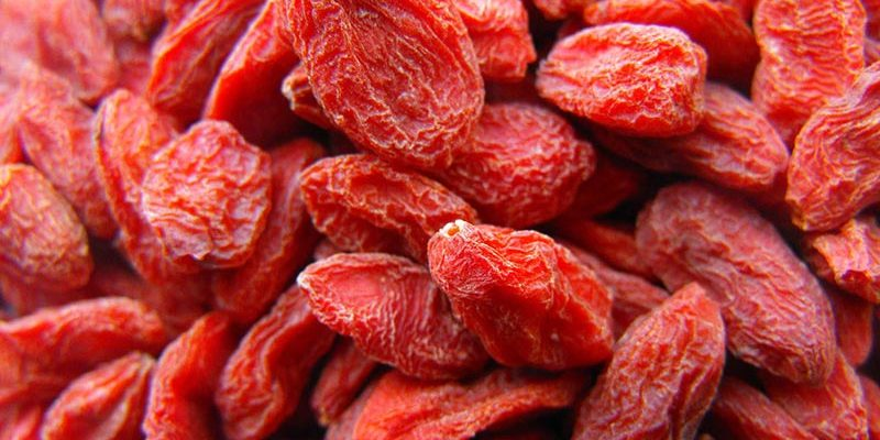 Dried Fruits Wholesale Goji Berries Organic